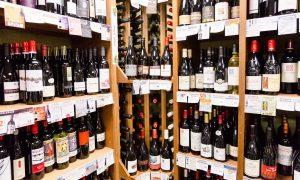 Wine Wall Photo